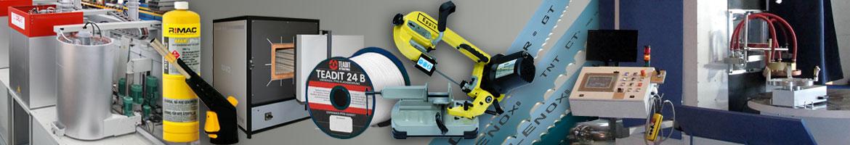 Työkalut ja teollisuustarvikkeet