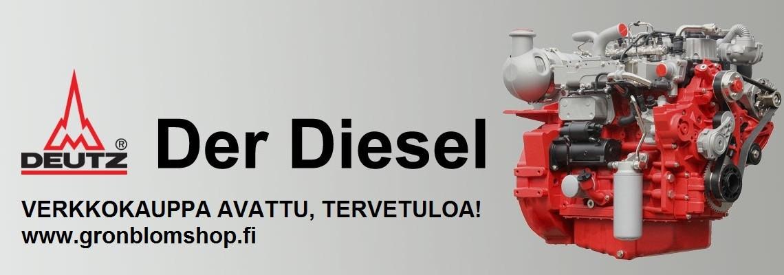 Dieselmoottorit