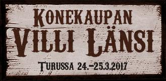 DEUTZ edustajamme mukana Villissä Lännessä 24.-25.3.