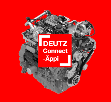 DEUTZ Connect -Äppi