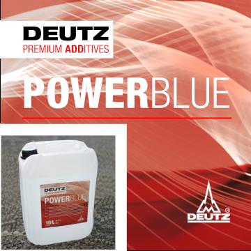 DEUTZ PowerBlue – Lisäaineista tehoa pakokaasujen jälkikäsittelyyn!