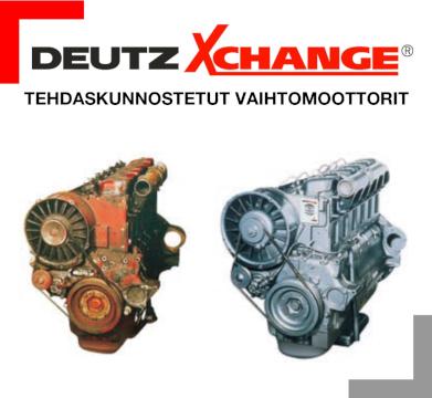 Tehdaskunnostetut vaihtomoottorit
